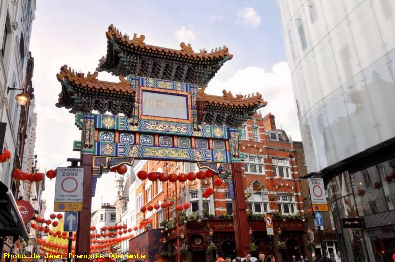 ZOOM : Chinatown - Londres