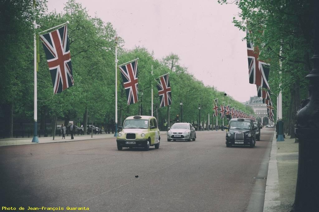 London taxis - Londres