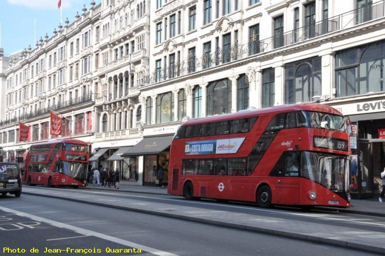 ZOOM : Oxford street 2 - Londres