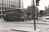 Old bus - Londres