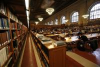 Public Library - manhattan