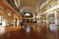 Immigration museum - Ellis island
