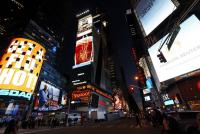 Time square - manhattan