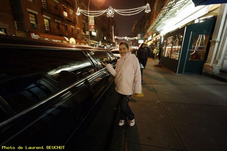 Little Italy in Manhattan - Limousine - Manhattan
