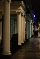 rues diverses by night - Londres
